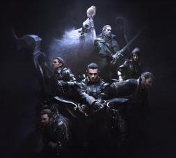 最终幻想15王者之剑-现实与CG完美融合
