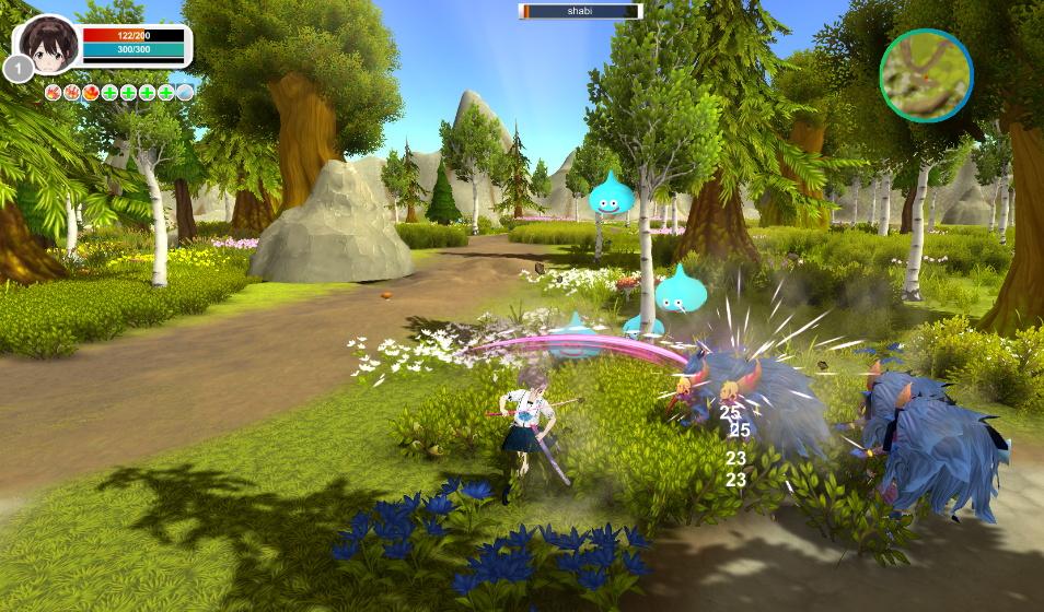 unity游戏引擎开发的ARPG游戏DEMO 3dmax 游戏动画 unity 游戏引擎 独立游戏 第1张