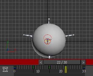 3dmax bones骨骼动画曲线顺滑轨迹乱转解决