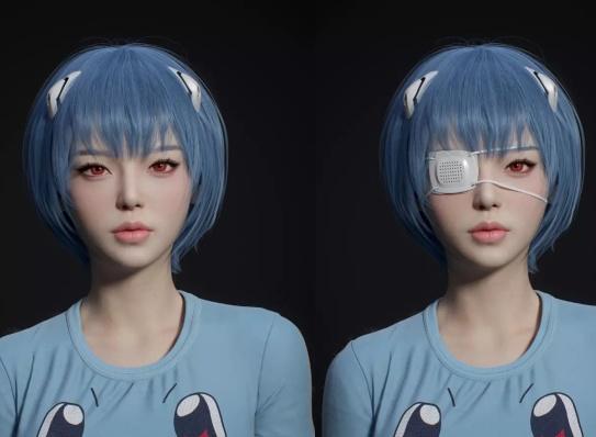 韩国3D设计师 Eunji Lee 作品欣赏 第1张
